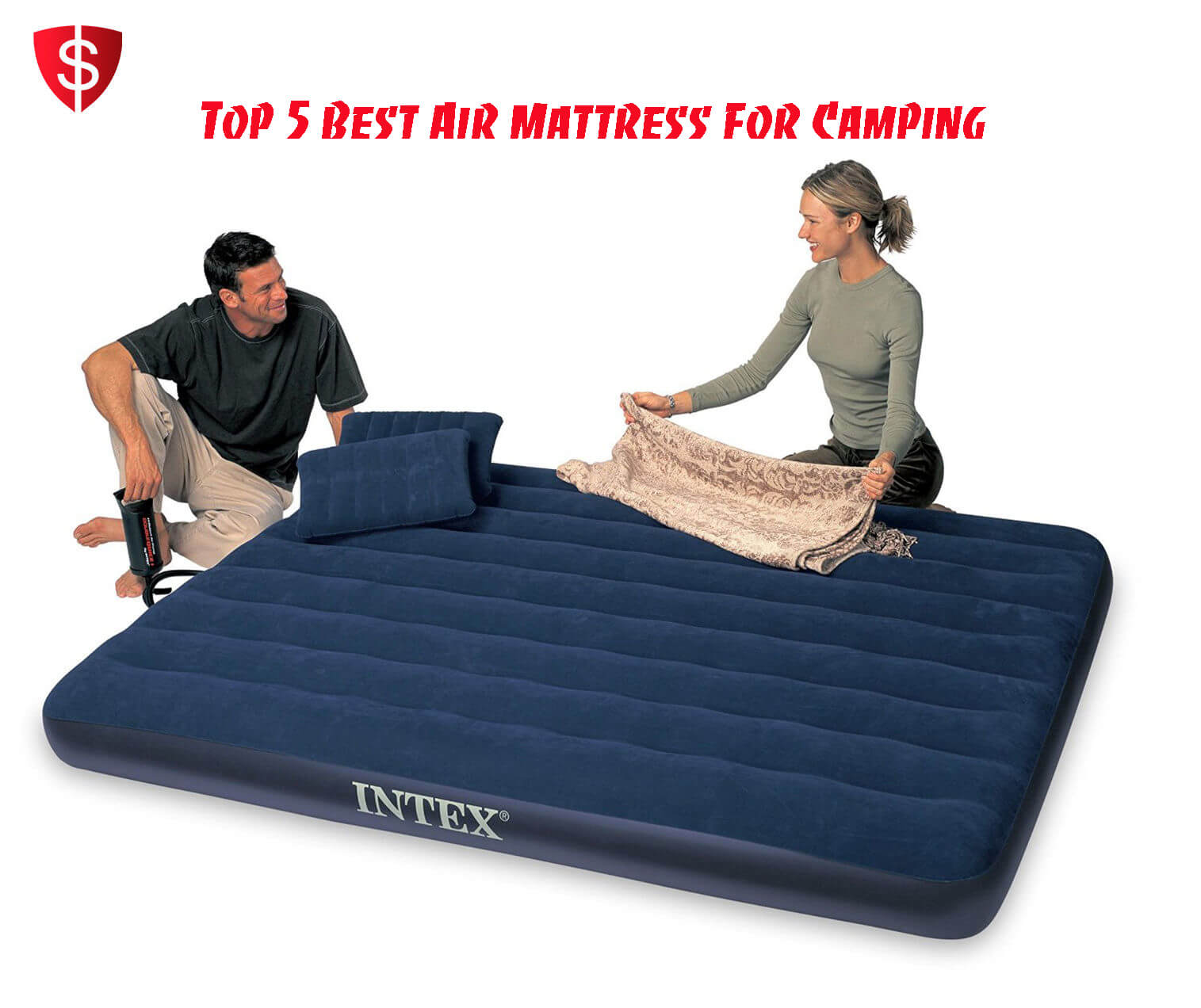 Camping Aero Bed Top 5 The Best Air Mattress For The Camping Community Counts