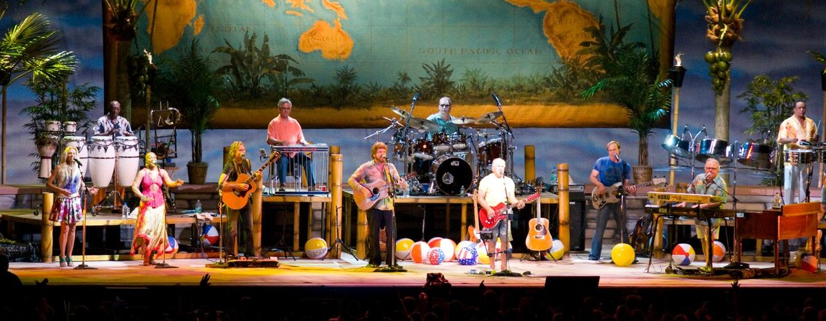 Jimmy Buffett To Perform Memorial Day Weekend At Toyota