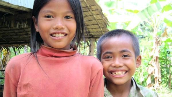 Children under sopnsorship program