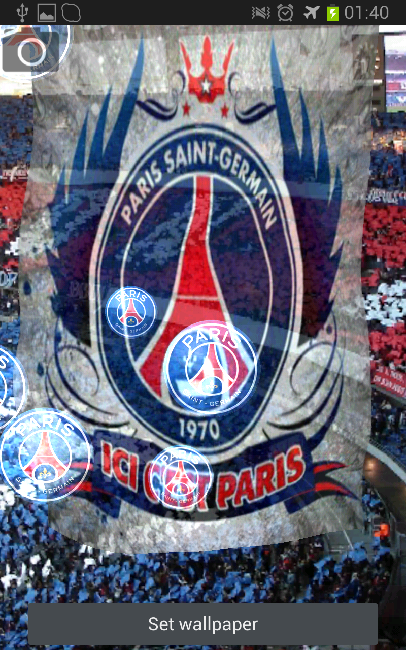 Psg Wallpaper Hd Psg Flag Hd Live Wallpaper Updated Comodoframe