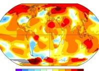 record de temperatura caliente