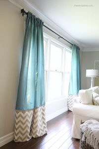 How to choose curtains for the living room