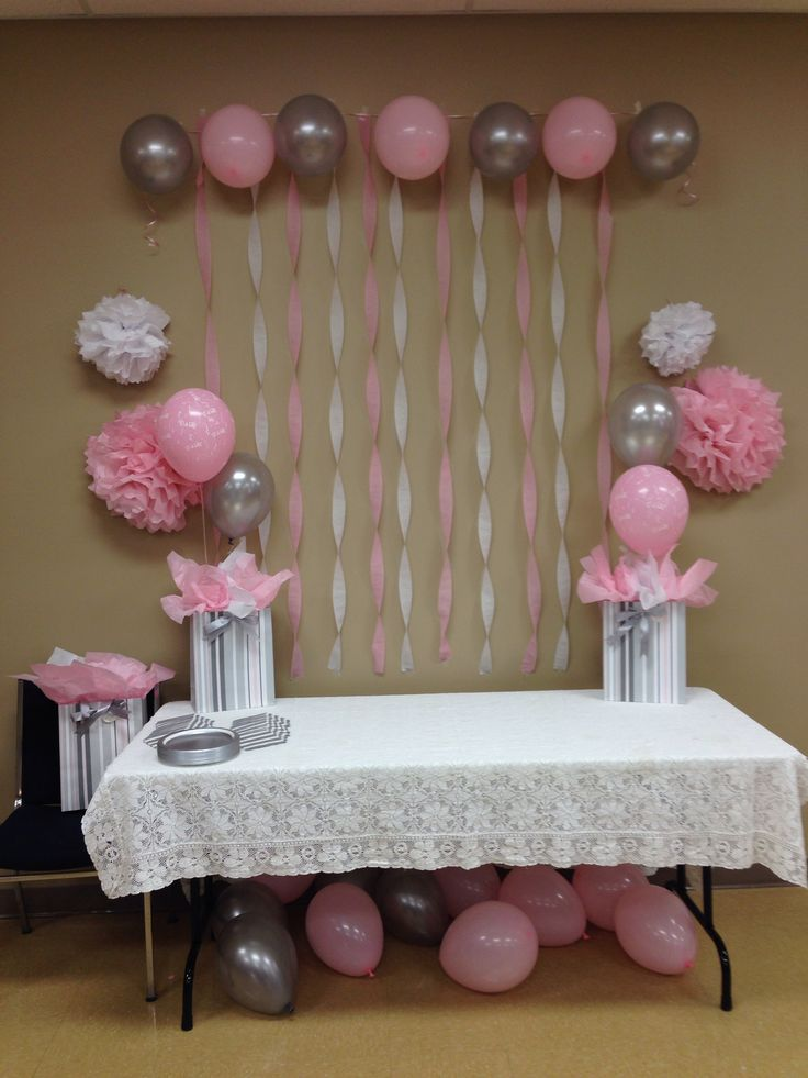 Lamparas Cocina Baratas Ideas-de-baby-shower-para-nina-17 | Decoracion De