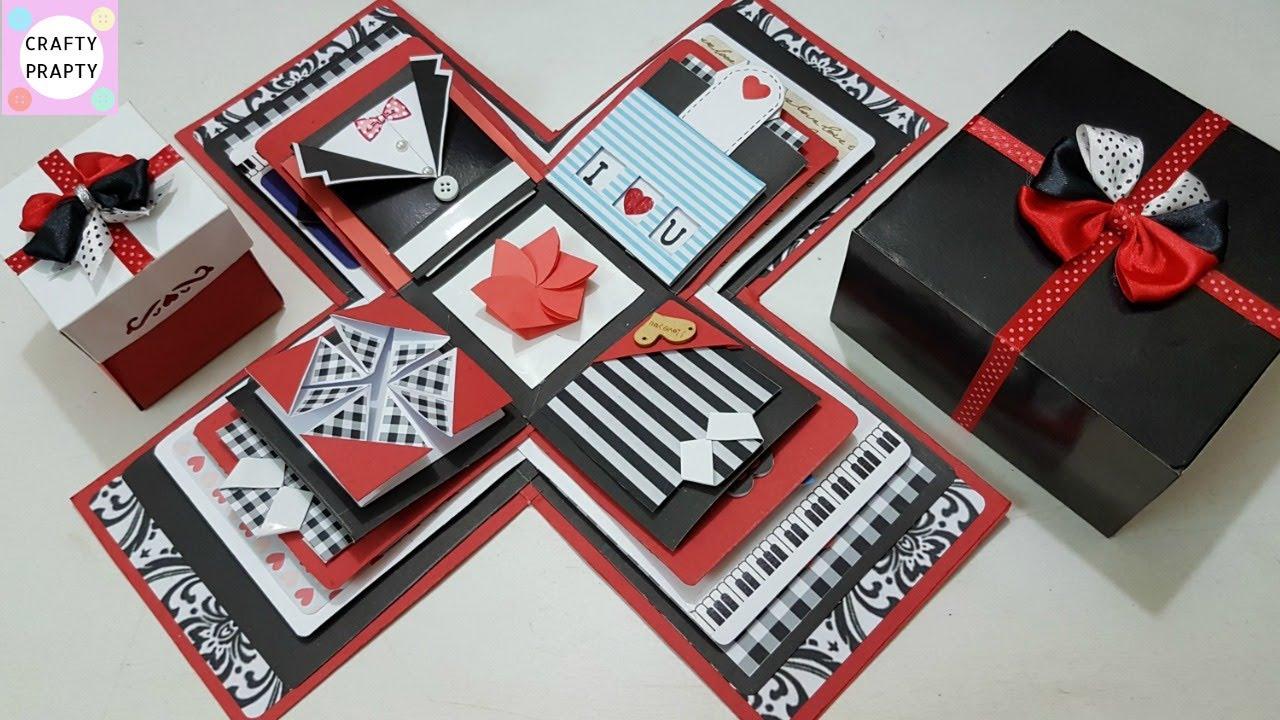 Exploding Box Decorating Ideas - Elitflat