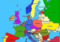 paises europa