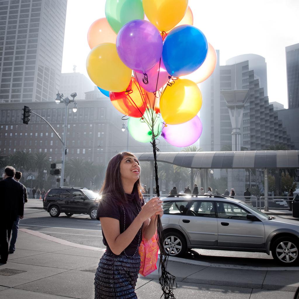 Sorpresa romantica globos de helio sorpresas para tu - Sorpresas romanticas en casa ...