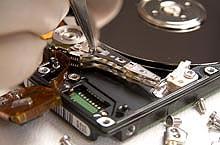 Восстановление удаленных файлов в Казани