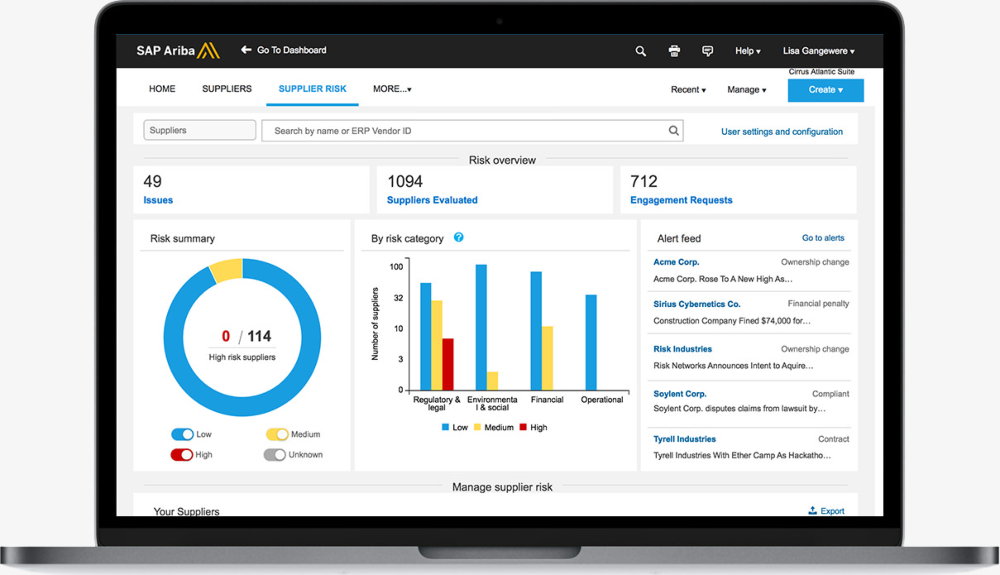 SAP Ariba Review Pricing, Pros, Cons  Features CompareCamp