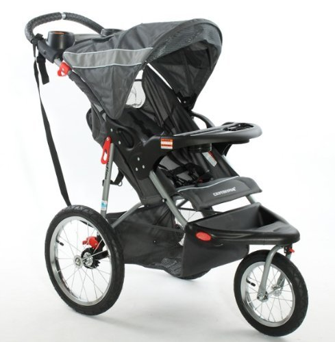 Baby Jogger Performance Single Baby 3 Wheel Jogger