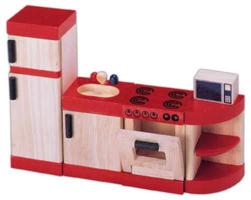 wooden doll house furniture pintoy wooden dolls house home improvements refference kitchen furniture dolls