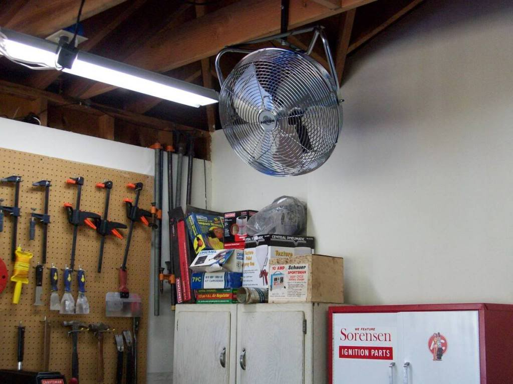 Garage Workshop Fan Best Garage Fans 2019 Reviews And Buyer S Guide