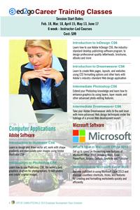 website brochures