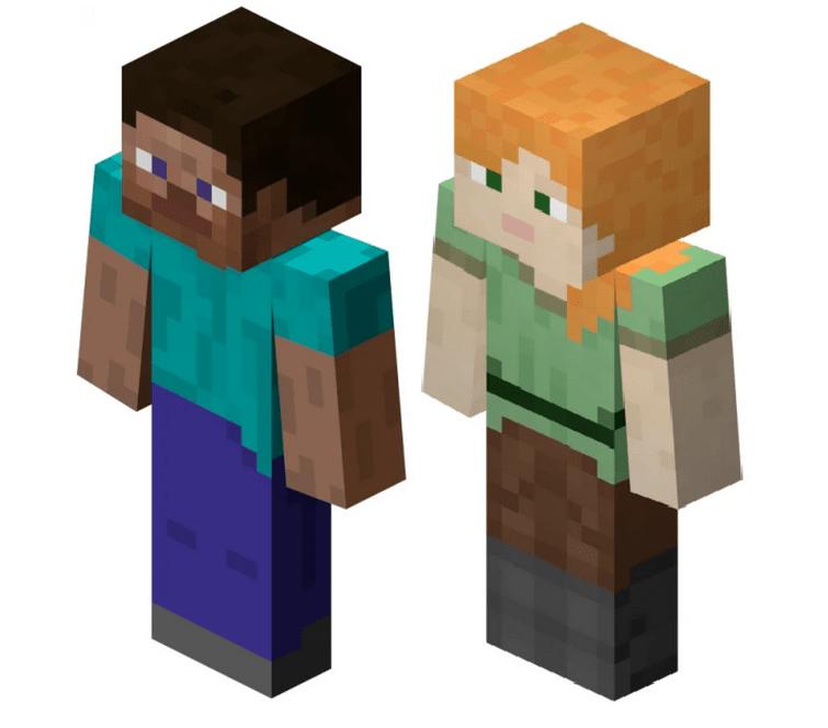 Custom Skins for Minecraft: Windows 10 Edition