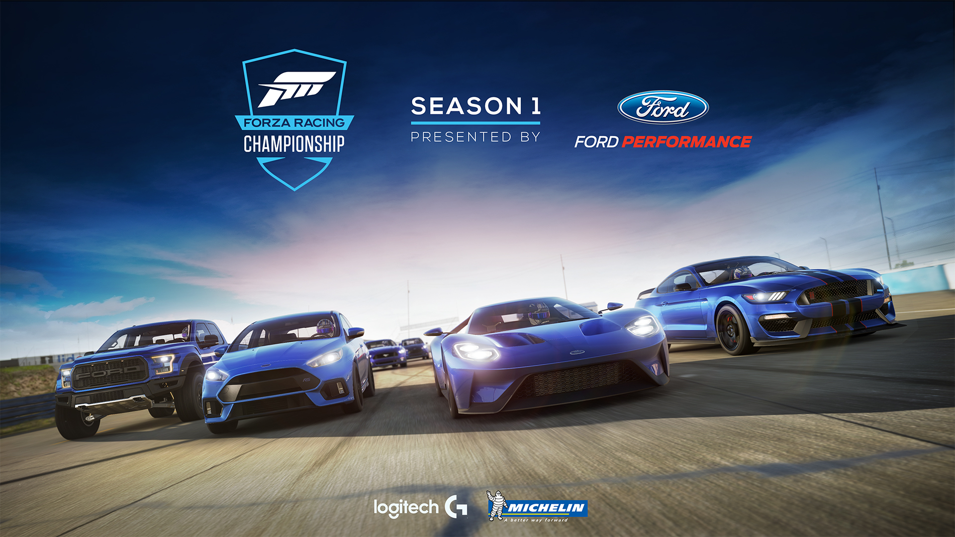 Car Lineup Wallpaper Forza Motorsport Forza Racing Championship Season 1