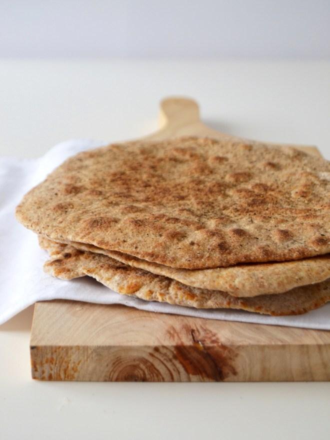 Pão chato / Flat bread