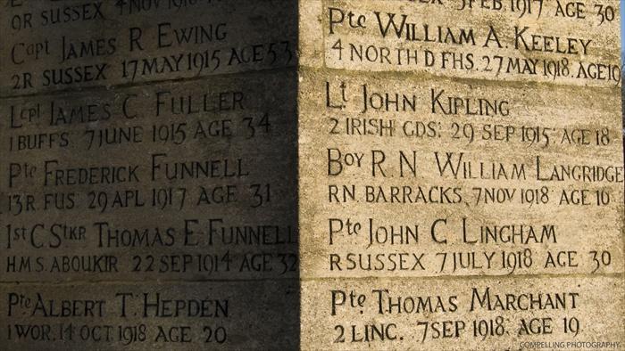 Burwash War Memorial