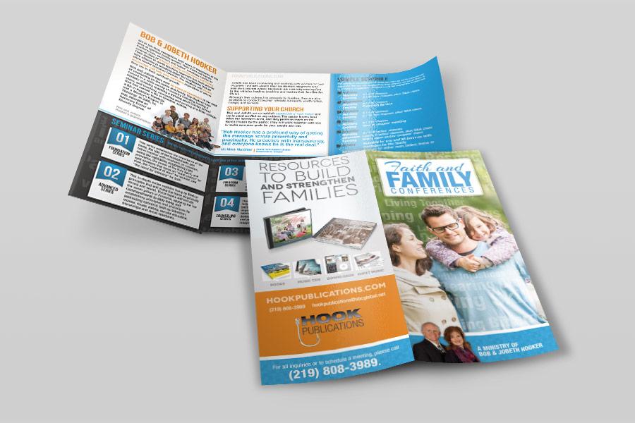 Tri-Fold Tract - Compel Graphics  Printing