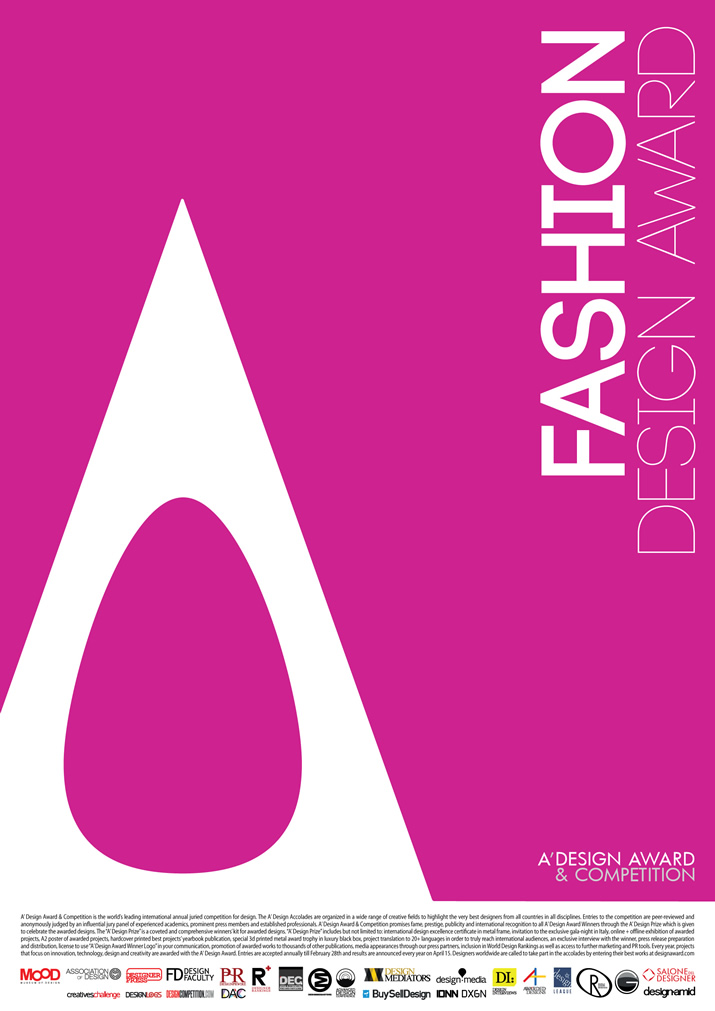 A\u0027 Design Award and Competition - Good Fashion Design - fashion poster design