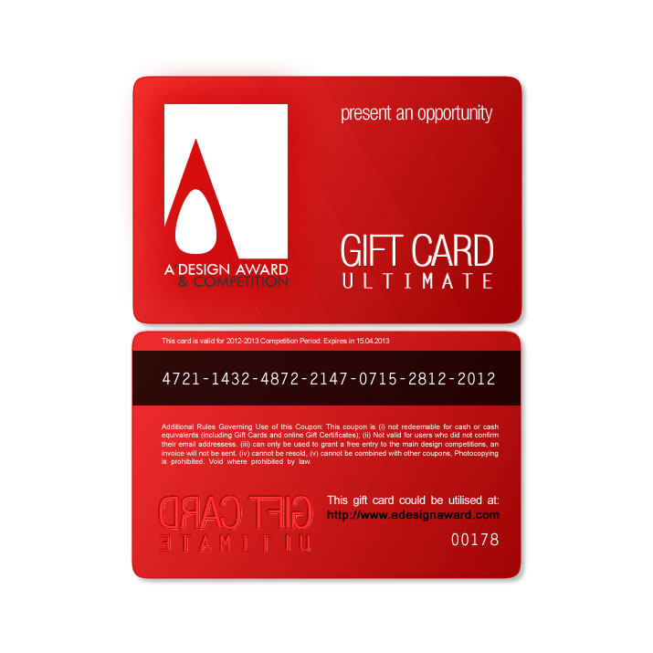 sample gift card – Sample Gift Card