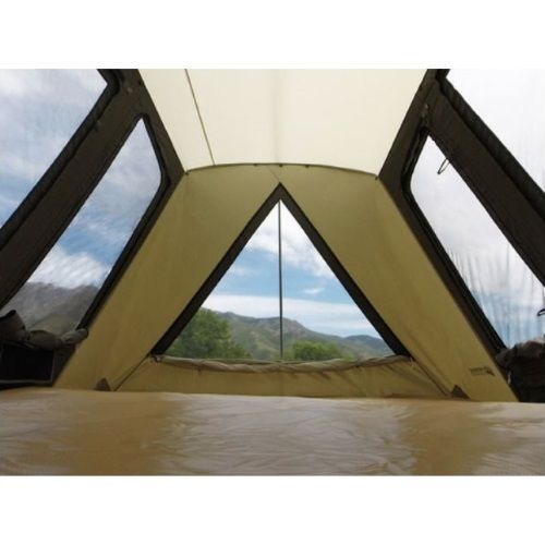 10x10 Deluxe Kodiak Canvas Tent 6011vx 10 X 10 Super Deluxe With Free