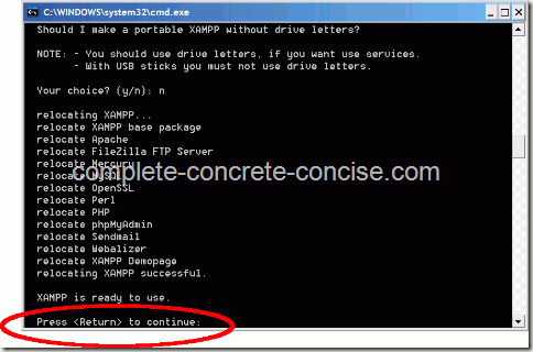 xampp-install-question-4