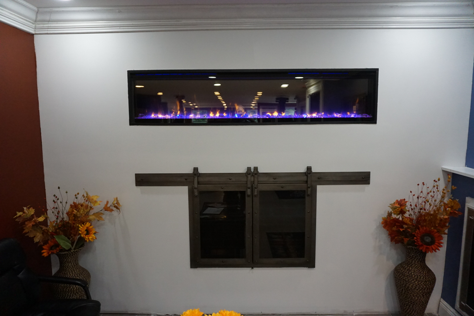 Propane Fireplace Cleaning Home Chimney Cleaning In Maryland Completechimneys