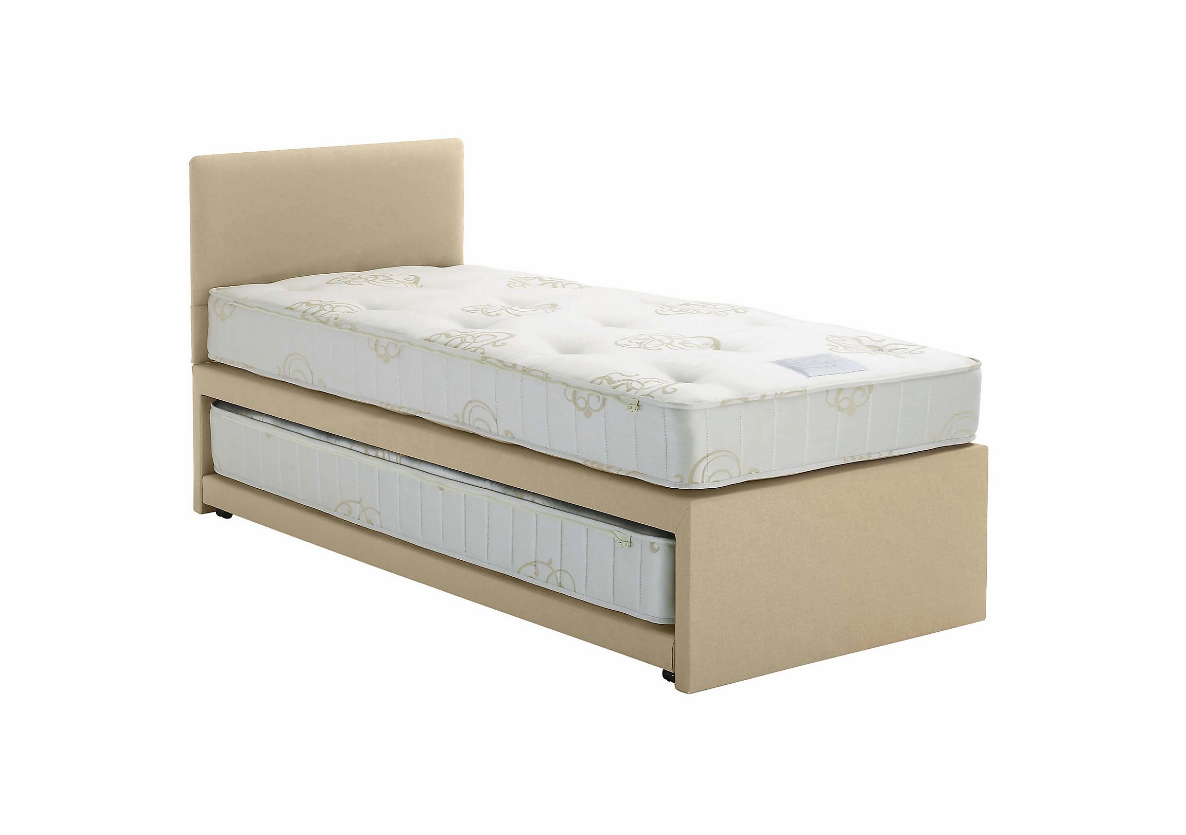 Single Mattress Free Delivery Hypnos Trio Guest Bed Free Pillows Free Delivery