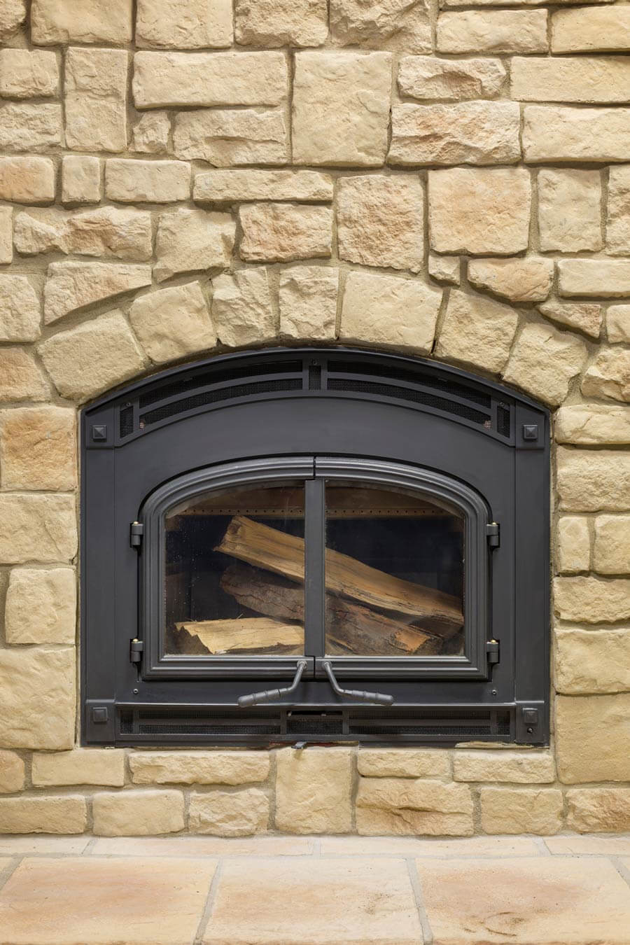 Installing Cultured Stone Fireplace Manufactured Stone Veneer Kansas City Thin Cut Natural Stone Veneer
