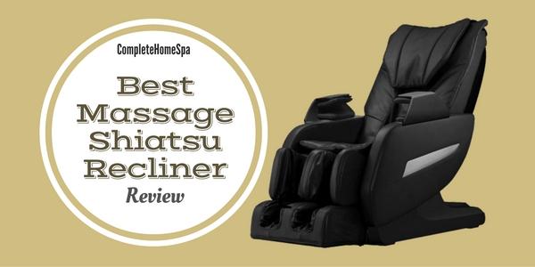 Bestmassage Shiatsu Recliner Review August 2018