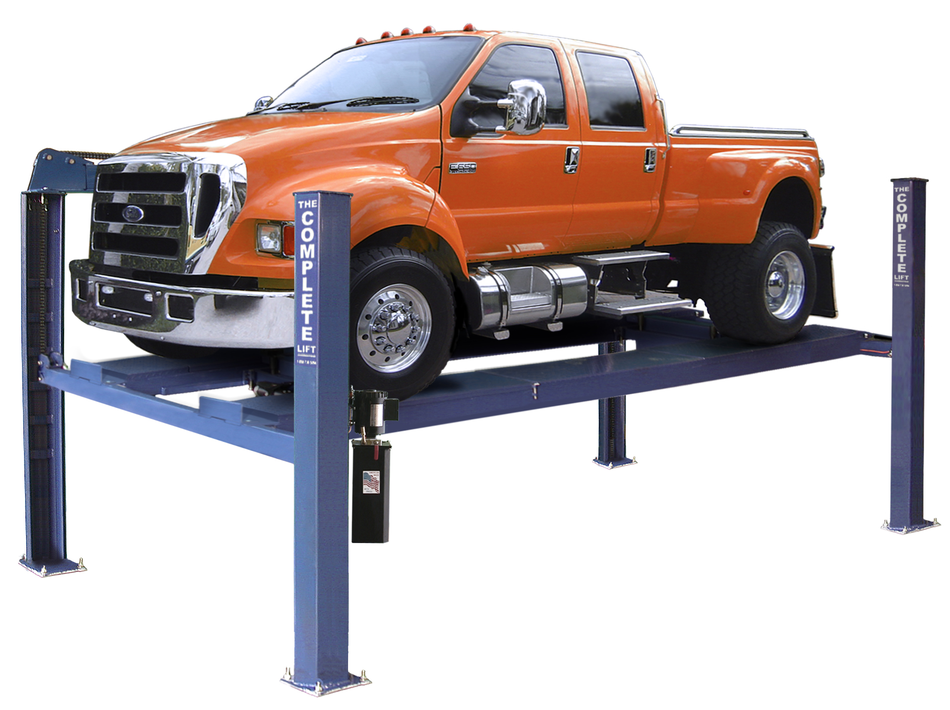 In Ground Garage Car Lift 4 Post Lifts Four Post Vehicle Automotive Car Truck Lifts