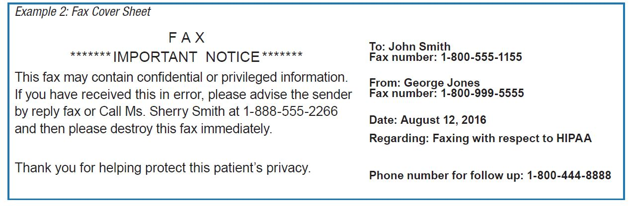 Are You Faxing Your Way to a HIPAA Violation?