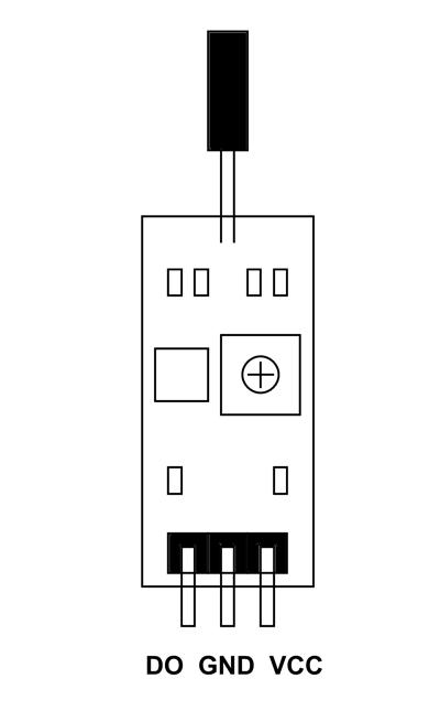 tilt sensor sw520d