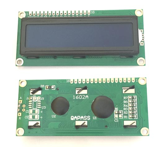 16x2 LCD Module Pinout, Diagrams, Description  Datasheet
