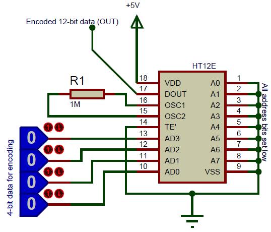 circuit diagram resistor