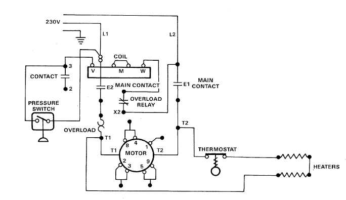 Motor Wiring Diagram - Wiring Diagrams Schema