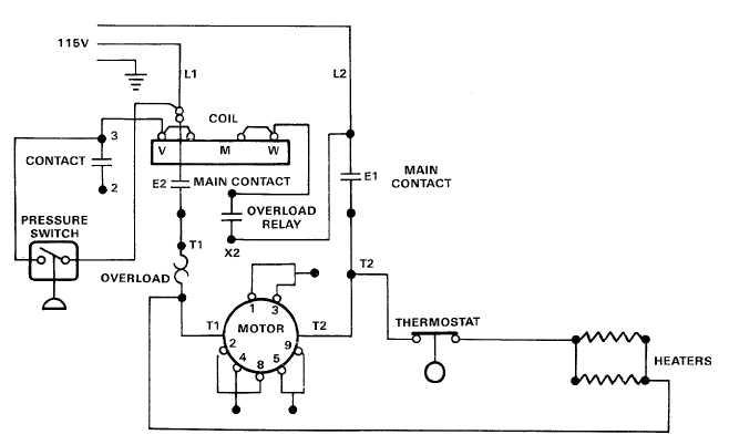 e300 overload wiring diagram