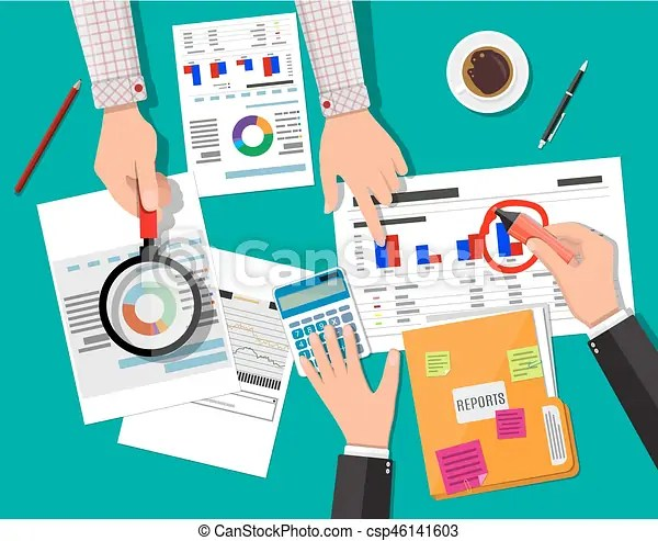 business reports clipart - Mucotadkanews