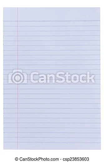 Lined paper background - line paper background