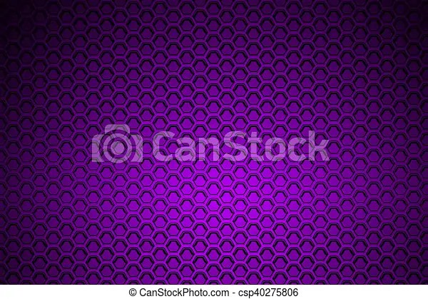 Purple chrome metallic mesh metal background and texture 3d