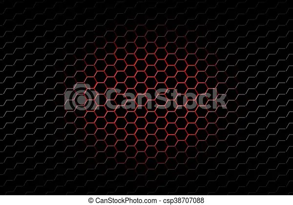 Red and black metallic mesh background texture Red and black and