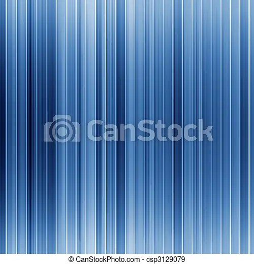 Blue graduated vertical stripes abstract background stock