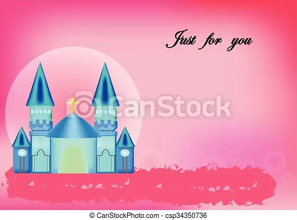 Church worship blue pink background vectors - Search Clip Art