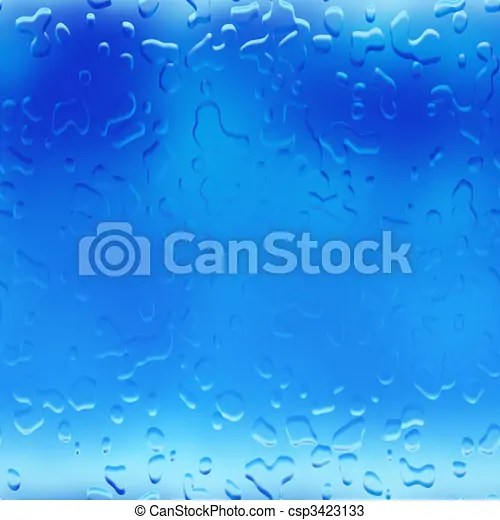 Water droplets raindrops background Water droplets drawings - water droplets background