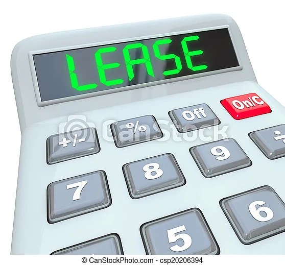 Lease word calculator compare buying vs leasing better deal Lease
