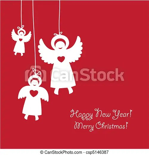 A-template-of-congratulation-is-christmas-angels - angels templates free