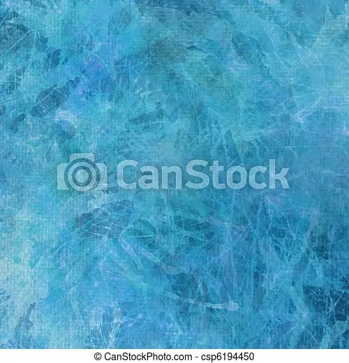 Abstract background Abstract artistic painterly blue background