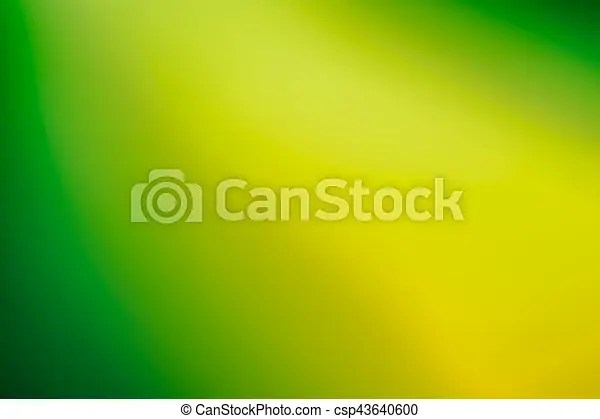 Abstract gradient background Abstract gradient green yellow background