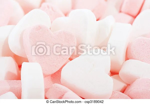 Baby girl birth Little candy hearts by the birth of a baby girl - Birth Of Baby Girl