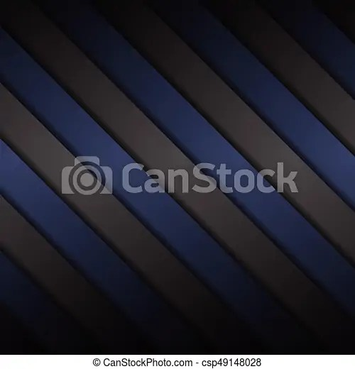 Black and blue diagonal stripes background Black and dark blue
