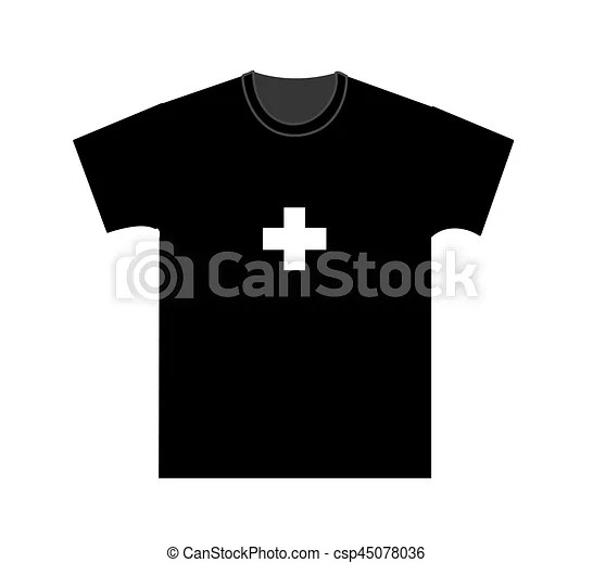 Blank t-shirt template vectors - Search Clip Art, Illustration - t shirt template